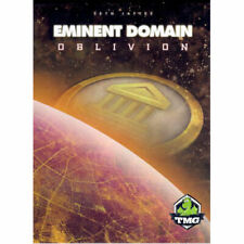Eminent Domain: Oblivion - Brand New & Sealed