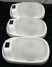 3 SINGLE RV Dome Ceiling Lights Camper Trailer Marine Boat*AN