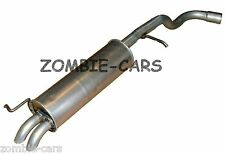 VW Beetle Golf, Seat Leon (1M) & Audi A3 EXHAUST REAR SILENCER BACK BOX 2Yr GT