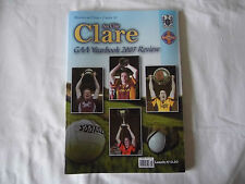 2007 CLARE GAA Yearbook Gaelic Games Hurling Football
