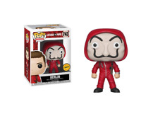 Funko pop La casa de papel Berlin Money Heist figure cine howard figura D