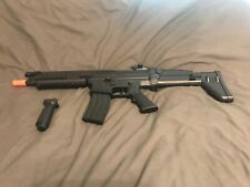 FN herstal Belgium AIRSOFT RIFLE GUN 6mm BB - black