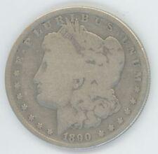 1890 O MORGAN US SILVER BULLION 1 DOLLAR COIN C0089