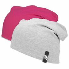4F Girls Kids Beanie Daily Headwear School Casual Winter Gym Lifestyle Fashion
