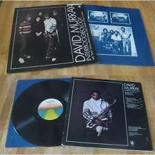 DAVID MURRAY -  Interboogieology LP Rare Italian Press Black Saint Free Jazz