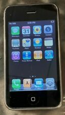 Apple iPhone 3 Generation 3G - 8GB - Black Unlock