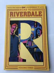 Road To Riverdale Volume 3 Archie Comics Graphic Novel based in CW TV Show NEW