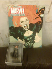 CLASSIC MARVEL FIGURINE COLLECTION 159 SIRYN FIGURE BOXED WITH MAG X MEN
