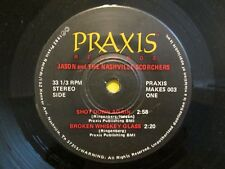 "Jason and The Nashville Scorchers I'm So Lonesome I Could Cry 4 Track 7"" Vinyl"