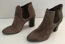 Janet&Janet Damen Stiefel Schuhe Stiefeletten Boots Braun Größe 39
