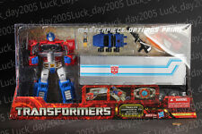 Transformers Masterpiece Optimus Prime Action Figure