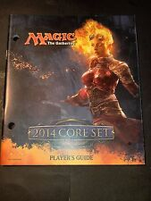 2014 Core Set Player's Guide MTG Magic the gathering