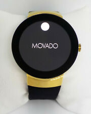 NEW MOVADO CONNECT YELLOW GOLD TONE DIGITAL SMARTWATCH 3660014 $650.00