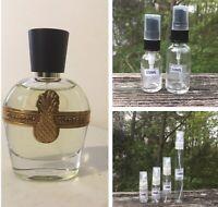 X Batch INTENSE Parfums Vintage Sample Decant 2ml 3ml 5ml 10ml 15ml 30ml Spray