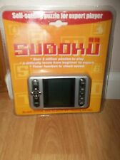 """Electronic """"SUDOKU""""  new in package !!"""