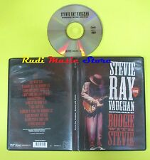 DVD STEVIE RAY VAUGHAN daytone beach 87 BOOGIE WITH 2006 MP42074 no mc lp vhs cd