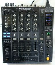 Pioneer DJM-800 CDJ Digital 4-Channel Mixer: Tested/Working