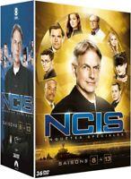 COFFRET DVD NEUF SERIE POLICIER : NCIS ENQUETES SPECIALES : SAISONS 8 A 13