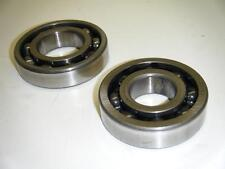 85 87 09 SUZUKI LT 230 G 185 250 RMX KING QUAD RUNNER SPORT CRANK SHAFT BEARINGS