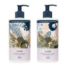 NAK Care Blonde Shampoo and Conditioner - 1L