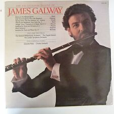 vinyl lp record JAMES GALWAY the exceptional talent of, CDS 1205