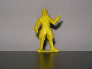MPC 60mm Ringhand Pirate in Yellow Plastic