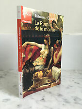 Théophile Gautier Le roman de la momie Librio 2014