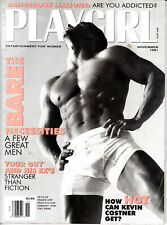 PLAYGIRL - DANGEROUS LIAISONS - november 1991 - gay magazine