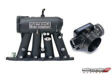 SKUNK2 Intake Manifold Pro Black+Throttle Body 74mm 94-01 Integra GS-R B18C1