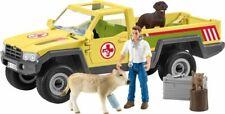 Schleich Farm World 42503 Tierarztbesuch auf dem Bauernhof