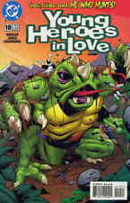 Young Heroes in Love #10 VF/NM; DC | save on shipping - details inside