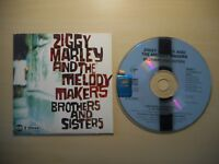 ZIGGY MARLEY AND THE MELODY MAKERS : BROTHERS AND SISTERS [CD SINGLE]