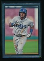 WANDER FRANCO 2019 Bowman HERITAGE Chrome Tampa Bay Rays Rookie Card RC QTY