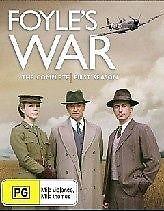 Foyle's War : Series 1 (DVD, 2007, 4-Disc Set)