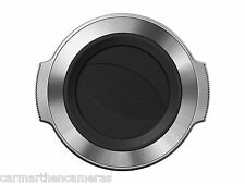 Olympus LC-37C Auto Lens Cap for M.ZUIKO DIGITAL 14-42mm - Silver