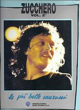 Spartito Musicale - Francesco Guccini - Due Anni Dopo - Voce del Padrone - 1977