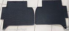 Volkswagen Amarok Rear Rubber Floor Mats GENUINE NEW