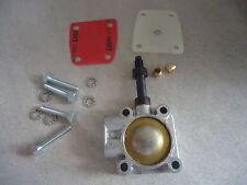 Lot NEUF Pompe à essence + bicones + siège et membrane + vis Solex 330 1400 2200