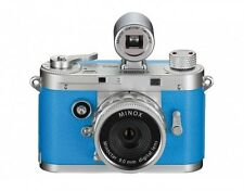 Minox Digital Classic Camera DCC 5.1 Colour Edition Neuware blau in Alubox