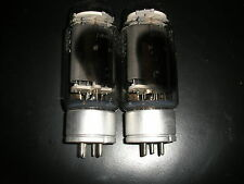NOS matched pair GM70 tubes from 80's same date / RCA 845 one pair or more