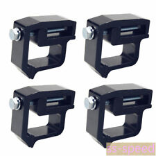 Mounting Clamps for Truck Caps / Camper Shells Heavy Duty Set of 4