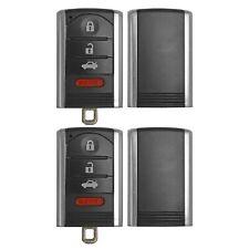 2 Remote Key Keyless Case Shell For Acura 2013 2014 RDX 2010 2011 2012 13 ZDX TL