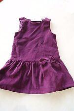 Robe violette neuve taille 3-4 ans marque Tex étiqueté à 14,90€ (b)