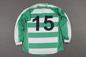 VINTAGE CELTIC IRELAND GAA GAELIC FOOTBALL SHIRT SIZE L GAELIC GEAR #15