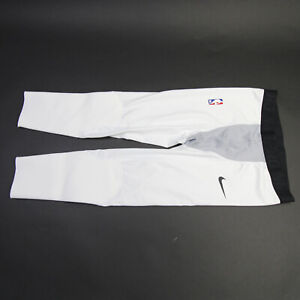 Nike Pro Padded Compression Pants Men's White New without Tags