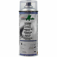 ColorMatic 1K Klarlack transparent Professional Finish Hochglanz Spraydose 400ml