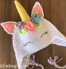 Tricotin Crochet Uncinetto Handmade Natale Regali Unicorno Cactus Flamingo