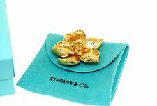 Tiffany & Co 18K Yellow Gold Vintage Brooch