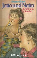 Jette und Nette. Krach um Sandra / Brigitte Blobel / Buch