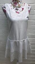 BNWT Stella Mccartney Adidas Barricade Tennis Dress Size 14 40 White